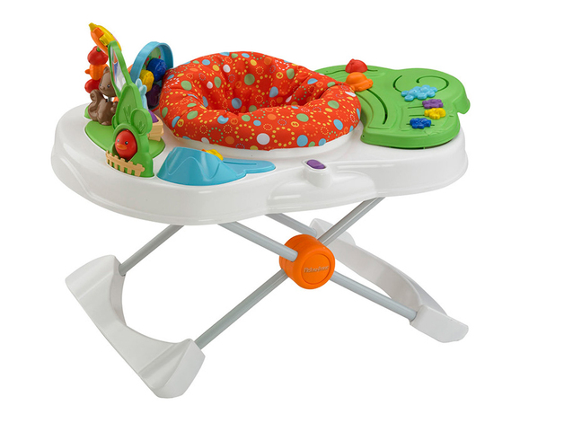 Fisher Price Snack 'n Smile Playspace