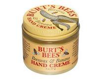 Burt's Bees Hand Crème - Beeswax & Banana (57g)