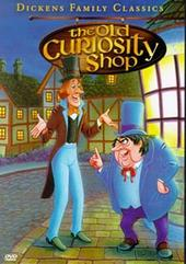 The Old Curiosity Shop on DVD