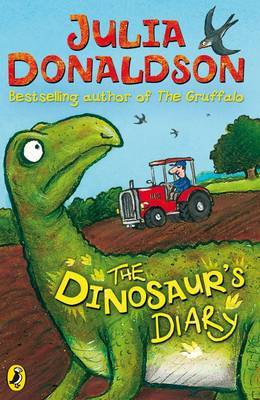 The Dinosaur's Diary by Julia Donaldson image