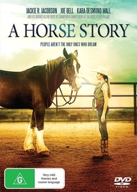 A Horse Story on DVD