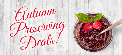 Preserving Essentials - UP TO 50% OFF!