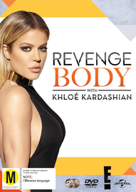 Revenge Body With Khloe Kardashian - Season One on DVD