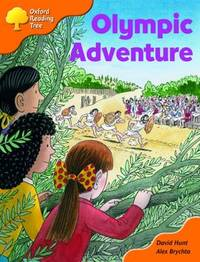 Oxford Reading Tree: Stage 6: More Storybooks C: Olympic Adventure by Roderick Hunt image