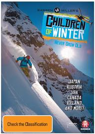 Warren Miller's Children of Winter on DVD
