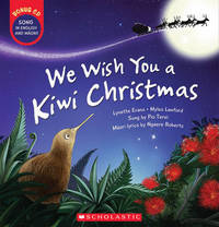 We Wish You a Kiwi Christmas (Book + CD) by Lynette Evans