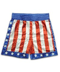 Rocky Apollo Creed Boxing Trunks (One Size)