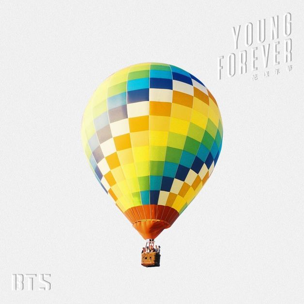 The Most Beautiful Moment in Life: Young Forever (2CD) by BTS