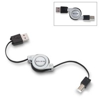 Belkin Retractable USB Device Cable A/B image