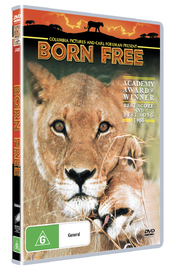 Born Free on DVD