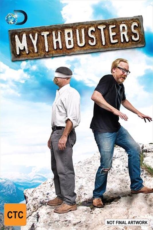 MythBusters Greatest Myths Collector's Edition on DVD