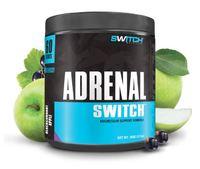 Adrenal Switch - Magnesium Adrenal Support Formula - Blackcurrant Apple (30 Serves)