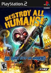 Destroy All Humans! for PlayStation 2