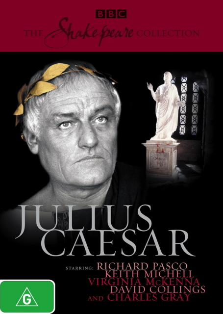 Julius Caesar (1979) (Shakespeare Collection) on DVD