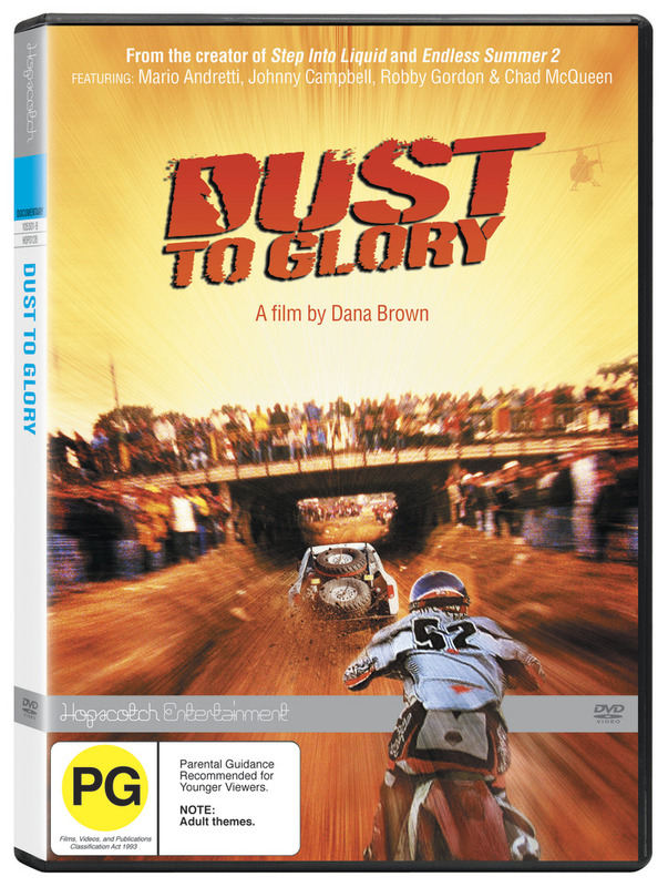 Dust To Glory on DVD