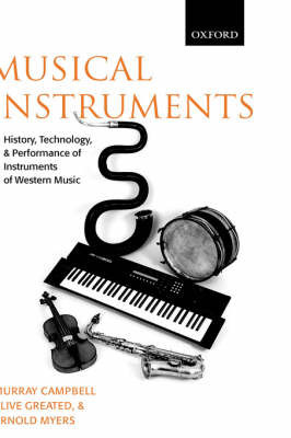 Musical Instruments by Murray Campbell