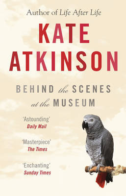 Behind The Scenes At The Museum by Kate Atkinson image