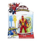 Spider-Man - Web Slingers Figure - Iron Spider