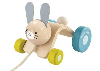 PlanToys - Hopping Rabbit image