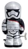 "Star Wars - 7.5"" Captain Phasma Windup Tin Toy"