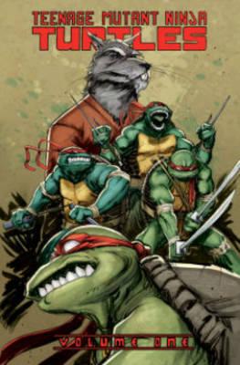 Teenage Mutant Ninja Turtles Volume 1 Shell Unleashed by Tom Waltz