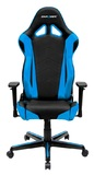 DXRacer Racing Series RZ0 Gaming Chair (Black & Blue) for