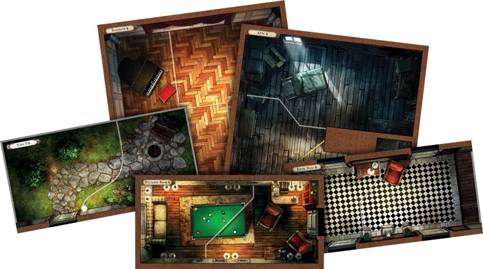 Mansions of Madness: Second Edition image