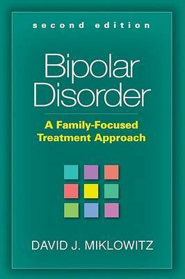 Bipolar Disorder, Second Edition by David J. Miklowitz image