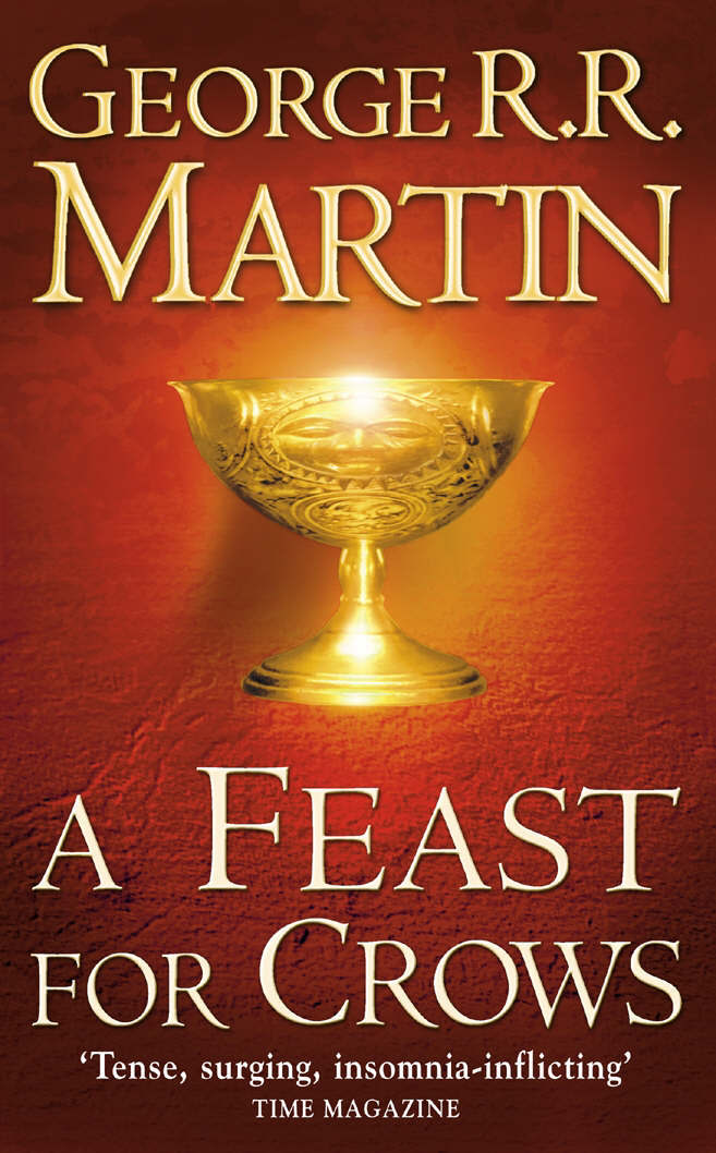 A Feast for Crows (Song of Ice and Fire #4) (UK Ed.) by George R.R. Martin image
