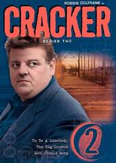 Cracker - Series 2 (3 Disc Set) on DVD