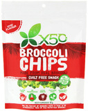 X50 Broccoli Chips - Spicy (40g)