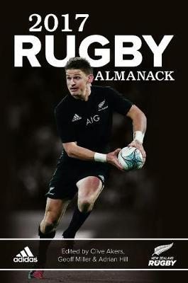 2017 Rugby Almanack by Clive Akers