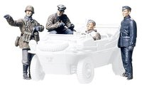Tamiya 1/35 German Panzer Division Frontline Reconnaissance Team - Model Kit