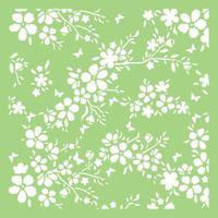 Kaisercraft: 6x6 Designer Template - Bloom