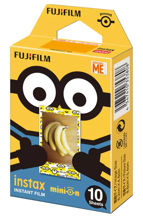 Fujifilm: Instax Mini Film - 10 Pack (Despicable Me) image