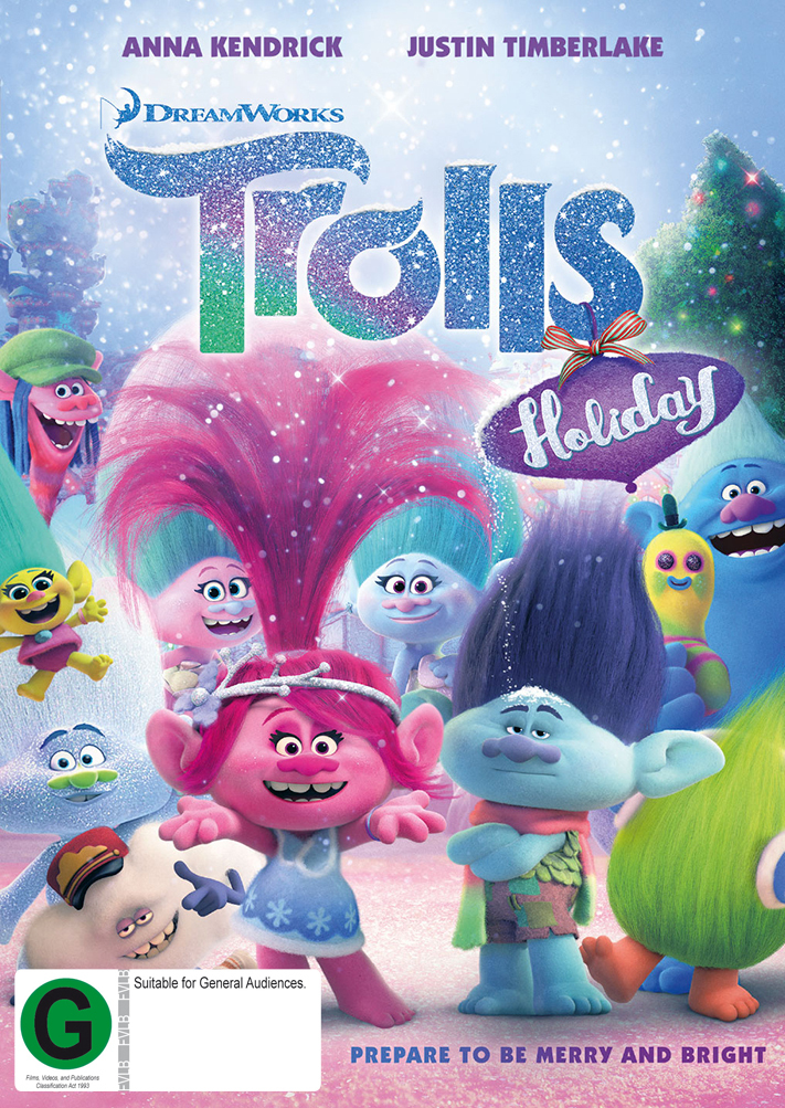Trolls - Holiday Special on DVD image