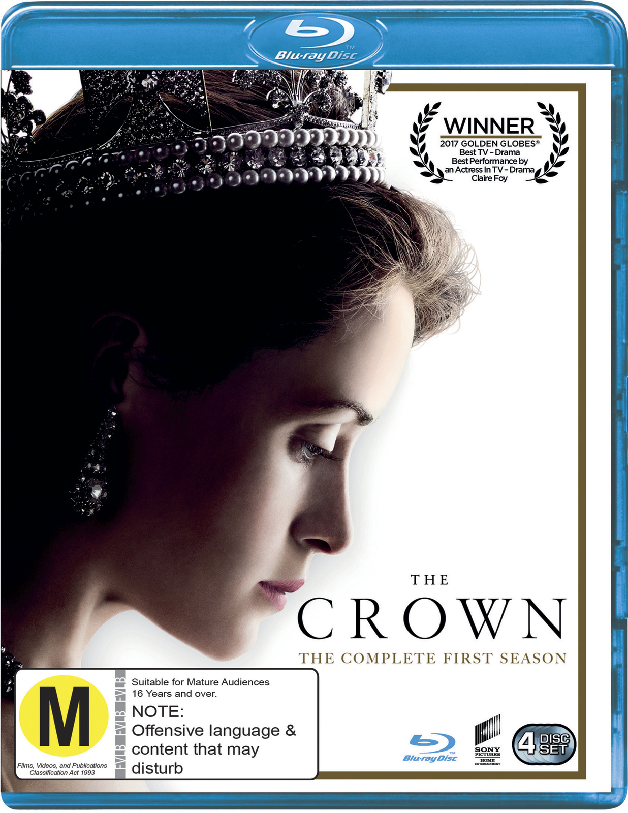 The Crown: Season 1 on Blu-ray image