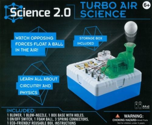 Science 2.0: Turbo Air - Science Kit