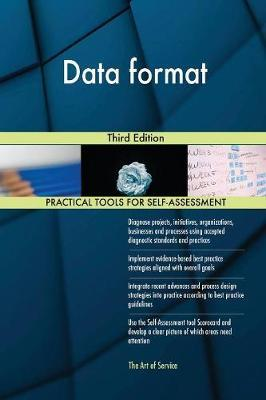 Data Format Third Edition by Gerardus Blokdyk image