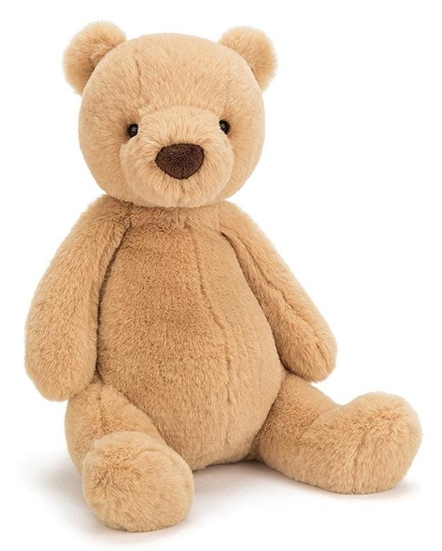 """Jellycat: Puffles Bear - 12"""" Plush"""