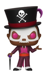 Disney: Princess & Frog - Dr. Facilier Masked Pop! Vinyl Figure (with a chance for a Glow Chase version!)