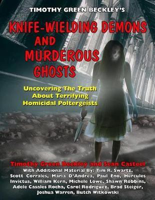 Knife-Wielding Demons and Murderous Ghosts by Sean Casteel