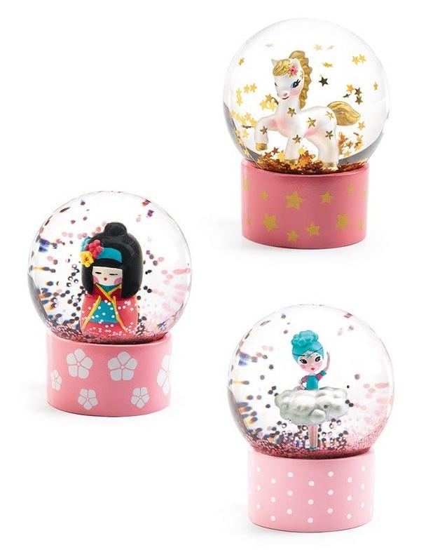 Djeco: Snow Globe - So Cute (Assorted Designs)