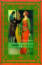 Zephyr Spheres and the Sword of Wonders by Myles Brandon Hibbett image