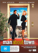 Man About Town on DVD