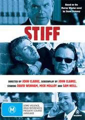 Shane Maloney: Stiff on DVD
