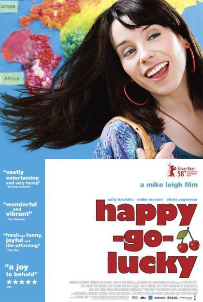 Happy-Go-Lucky on DVD