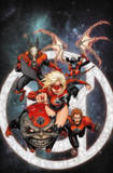 Red Lanterns: Volume 5: Red Daughter of Krypton by Charles Soule