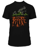 World of Tanks Roll Out Men's Premium T-Shirt (XXL)