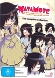 Watamote - The Complete Collection (2 Disc Set) on DVD